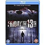 Friday Filmer Friday The 13th - The Original [Blu-ray] [1980] [Region Free]